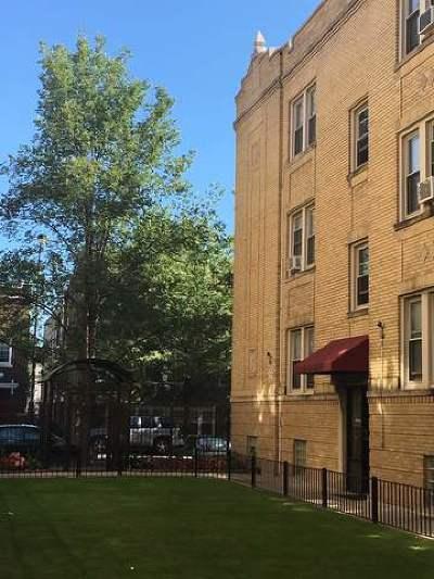 Chicago Rental Price Change: 4835 West Addison Street #2