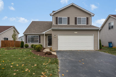 Plainfield Single Family Home Contingent: 2220 Timber Trail