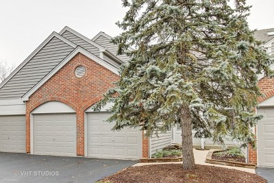 Naperville Condo/Townhouse New: 1489 Aberdeen Court #1489