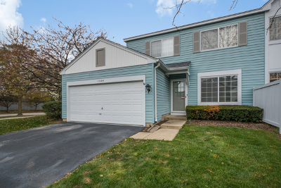 Naperville Condo/Townhouse Contingent: 1364 Normantown Road