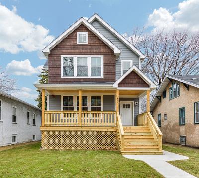 Oak Park Single Family Home For Sale: 435 North Taylor Avenue