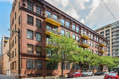 Condo/Townhouse Re-Activated: 1910 South Indiana Avenue #727