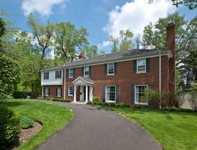Winnetka Single Family Home For Sale: 875 Sheridan Road