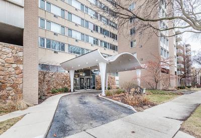 Oak Park Condo/Townhouse For Sale: 151 North Kenilworth Avenue #3F