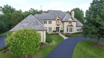 Lake Forest Single Family Home For Sale: 831 Hunter Lane