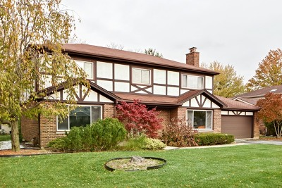 Flossmoor Single Family Home For Sale: 2853 Harolds Crescent