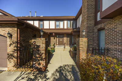 Palos Heights, Palos Hills Condo/Townhouse For Sale: 6358 West Orchard Drive #L5