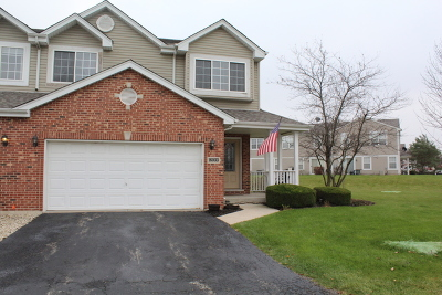 Lockport Condo/Townhouse Contingent: 16033 Golfview Drive