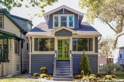 Oak Park Single Family Home For Sale: 829 Home Avenue