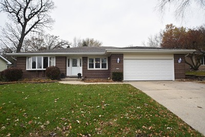 McHenry IL Single Family Home Contingent: $175,900