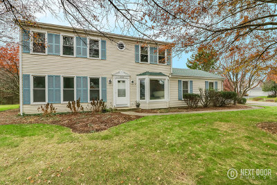 Naperville Single Family Home For Sale: 1509 Heatherton Court