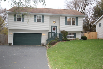 McHenry IL Single Family Home Contingent: $189,900