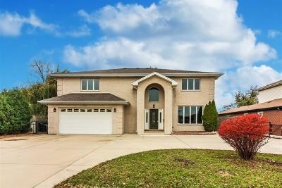 Norridge Single Family Home Contingent: 5121 North Pittsburgh Avenue