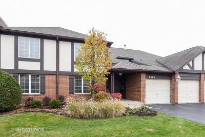 Willowbrook Condo/Townhouse Contingent: 6215 Willowhill Road #A