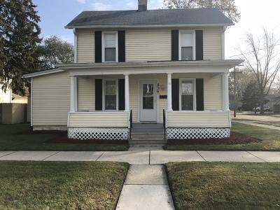 Aurora Single Family Home New: 836 Jackson Street