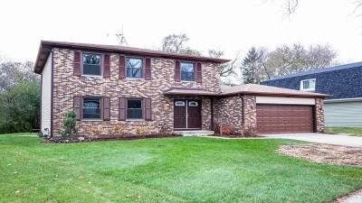 Hoffman Estates Single Family Home For Sale: 1297 West New Britton Drive