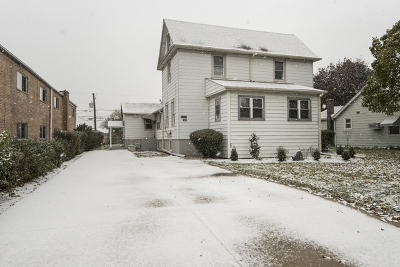 Melrose Park Single Family Home For Sale: 1962 North 17th Avenue