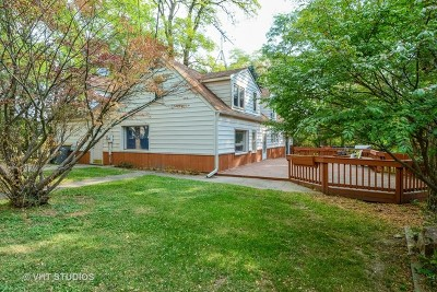 Elburn Single Family Home For Sale: 0s775 Il Route 47 Road