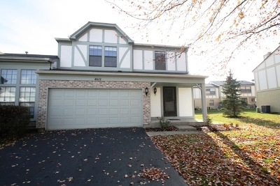 Hoffman Estates Condo/Townhouse Contingent: 4601 Olmstead Drive