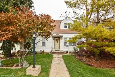 Lemont Single Family Home Contingent: 507 McCarthy Road