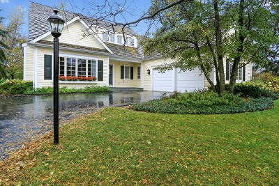 Lake Forest Single Family Home For Sale: 370 Edgefield Lane