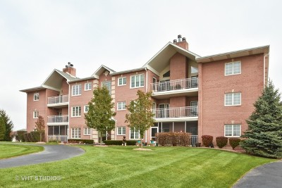 Orland Park Condo/Townhouse Contingent: 11545 Settlers Pond Way #2A