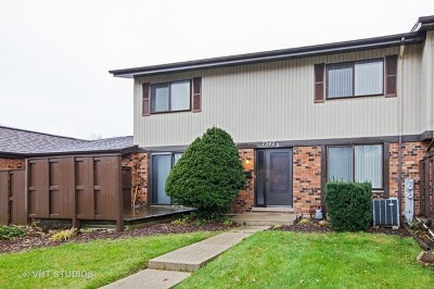 Downers Grove Condo/Townhouse New: 7342 Winthrop Way #3