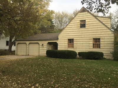 Downers Grove Single Family Home Contingent: 4531 Oakwood Avenue