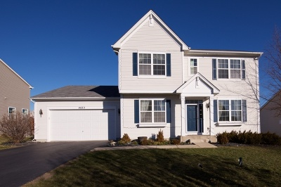 Oswego Single Family Home New: 4623 McLaren Drive