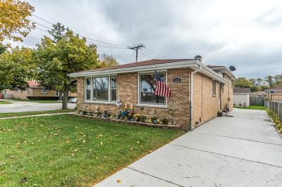 Melrose Park Single Family Home Contingent: 10801 Belmont Avenue