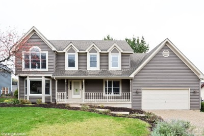 St. Charles Single Family Home For Sale: 918 Wildwood Court