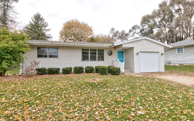 McHenry IL Single Family Home Contingent: $135,000