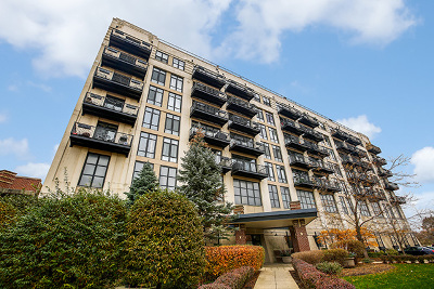 Chicago Condo/Townhouse For Sale: 1524 South Sangamon Street #806