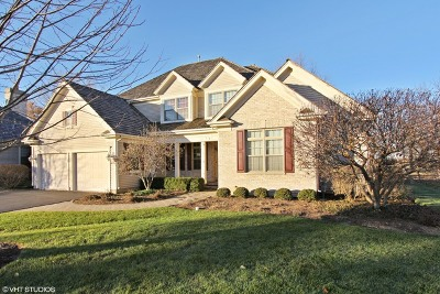Libertyville Single Family Home New: 1700 River Birch Way
