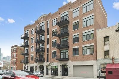 Chicago Condo/Townhouse Contingent: 711 West Grand Avenue #503