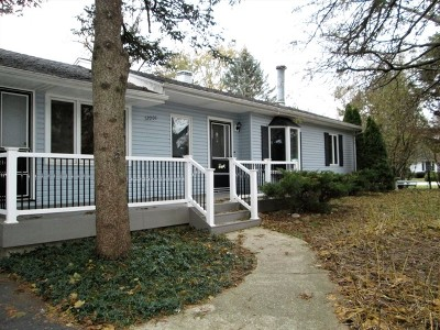 Palos Heights, Palos Hills Single Family Home New: 12001 South 72nd Court