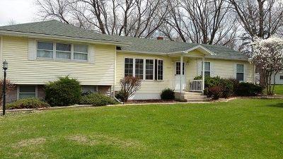 Tinley Park Single Family Home Contingent: 17115 Oketo Avenue