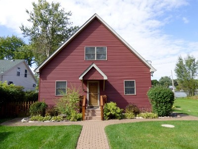 Johnsburg Single Family Home New: 3115 River Park Drive