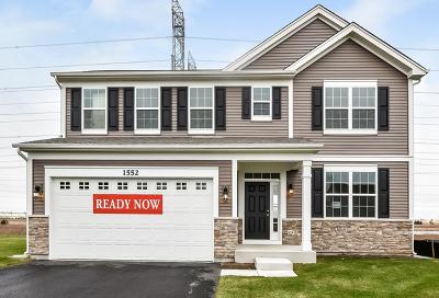 Single Family Home New: 1552 Hearthstone Lane