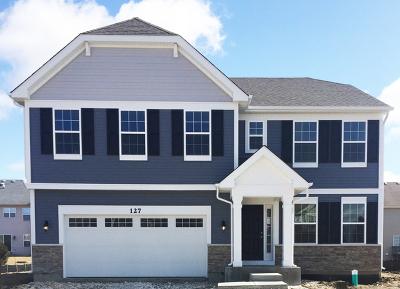 Single Family Home New: 127 Windstone Drive