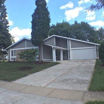 Hanover Park Single Family Home New: 5775 Ring Court