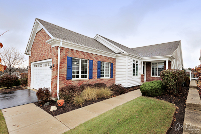 Crystal Lake Single Family Home New: 4231 Weatherstone Road