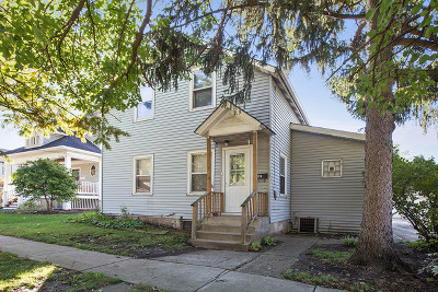 Single Family Home Sold: 20 East Eureka Drive