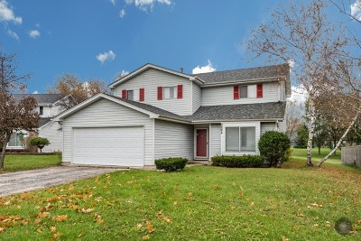 Naperville Single Family Home Contingent: 2294 Woodview Court