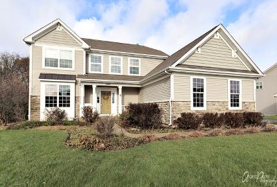 Island Lake Single Family Home For Sale: 1860 Walnut Glen Boulevard