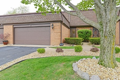 Flossmoor Condo/Townhouse For Sale: 1413 Woodhollow Drive