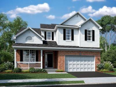 Hoffman Estates Single Family Home New: 1748 Newberry Lane
