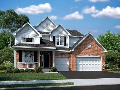 Hoffman Estates Single Family Home New: 1772 Newberry Lane
