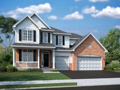 Hoffman Estates Single Family Home New: 1786 Newberry Lane