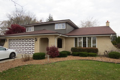 Orland Park Single Family Home For Sale: 7630 Cashew Drive